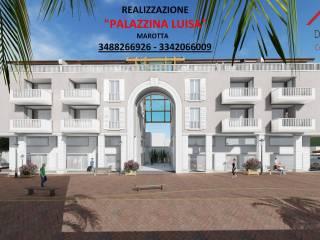 Foto - Appartamento piazza dell'Unificazione 6, Marotta, Mondolfo