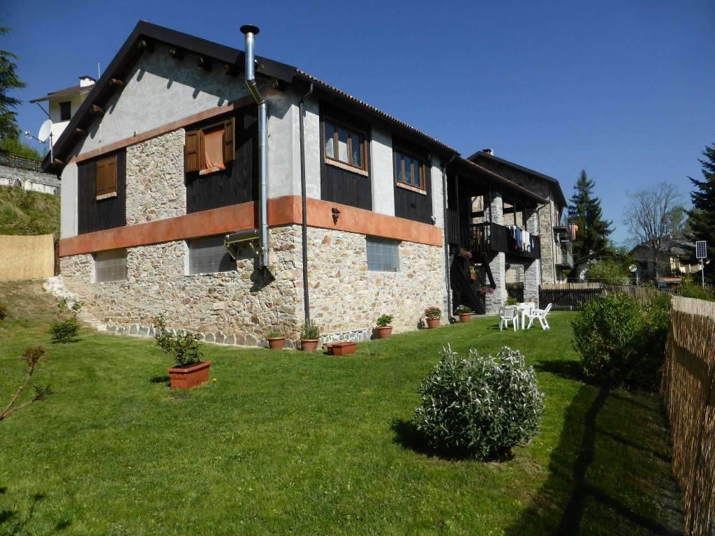foto Prospetto est e sud Detached house strada Provinciale 35, Pamparato