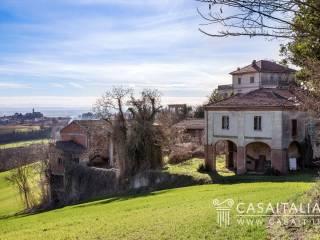 Foto - Villa, da ristrutturare, 1465 mq, San Salvatore Monferrato