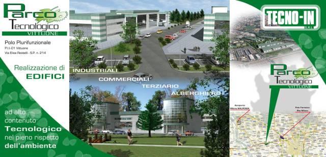 Terreno Commerciale in Vendita a Vittuone Rif.10472056