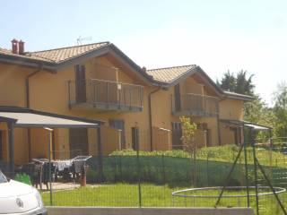 Foto - Villa, nuova, 117 mq, Olgiate Comasco