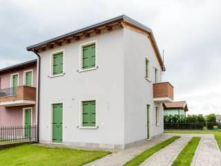 Foto - Villetta a schiera 5 locali, nuova, Giacciano Con Baruchella