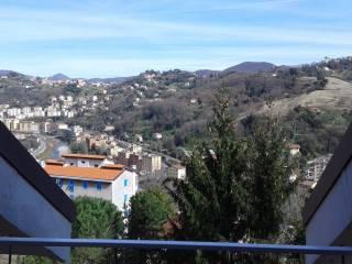 Foto - Attico / Mansarda ottimo stato, 90 mq, San Quirico, Genova