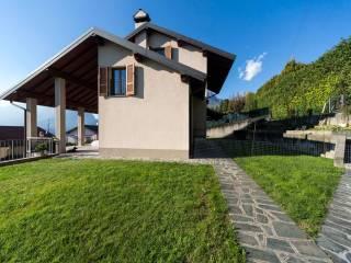 Foto - Villa via Don Giovanni Piatti, Acquate, Lecco