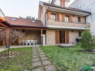 Foto - Villa via Giuseppe Verdi, Meda