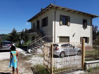 Foto - Villa Contrada Maccarone 13, Contrada Sant'isidoro, Apiro