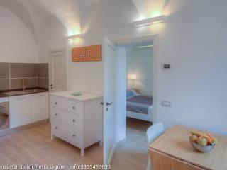 Foto - Trilocale ottimo stato, terzo piano, Pietra Ligure