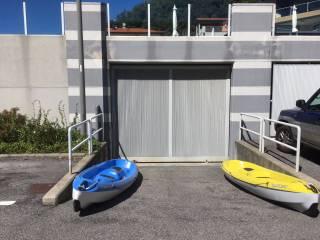 Foto - Box / Garage viale Girardi 6, Maccagno con Pino e Veddasca