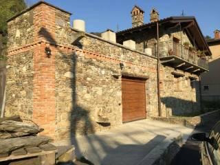 Foto - Casa indipendente 250 mq, nuova, Riviera, Montegrino Valtravaglia