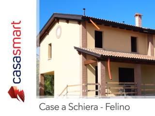 Foto - Villetta a schiera 5 locali, nuova, Casale, Felino