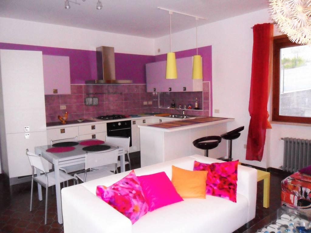 foto soggiorno/tinello Penthouse excellent condition, 70 sq.m., Ausonia