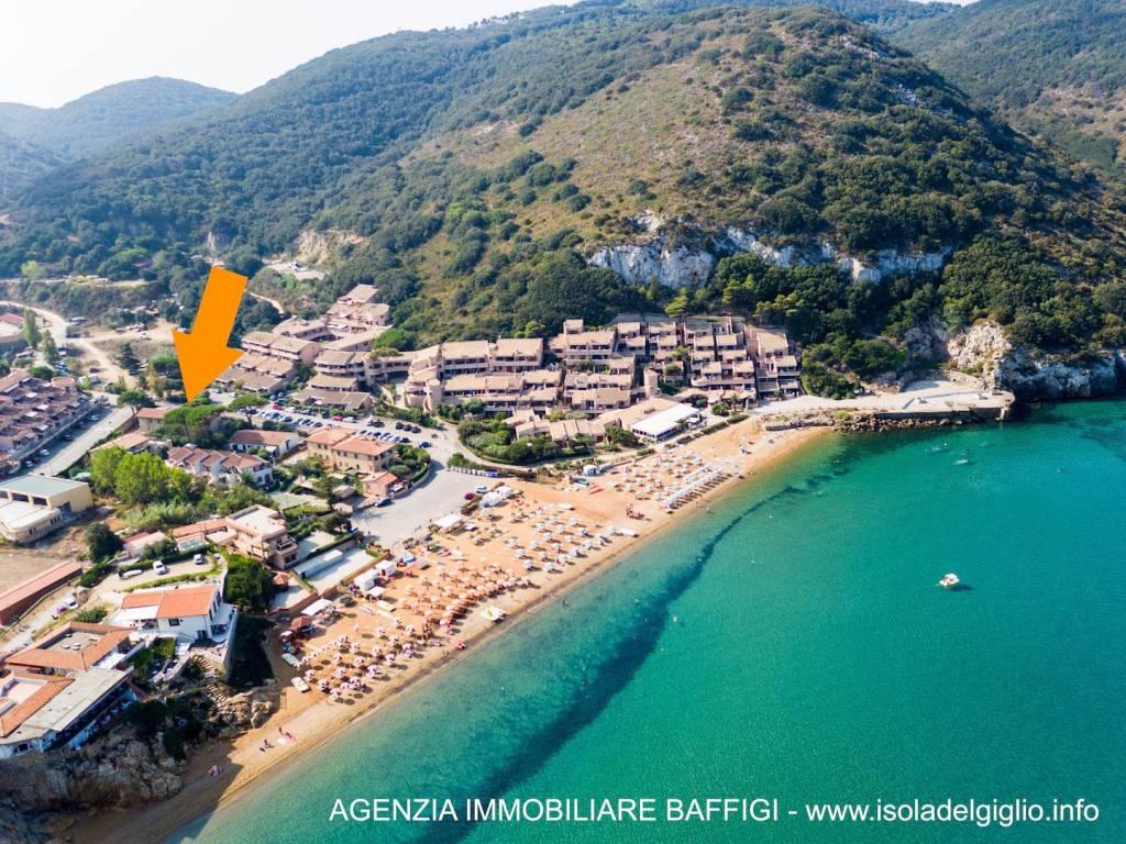 Verkauf Wohnung Isola del Giglio. Dreizimmerwohnung, Guter ...
