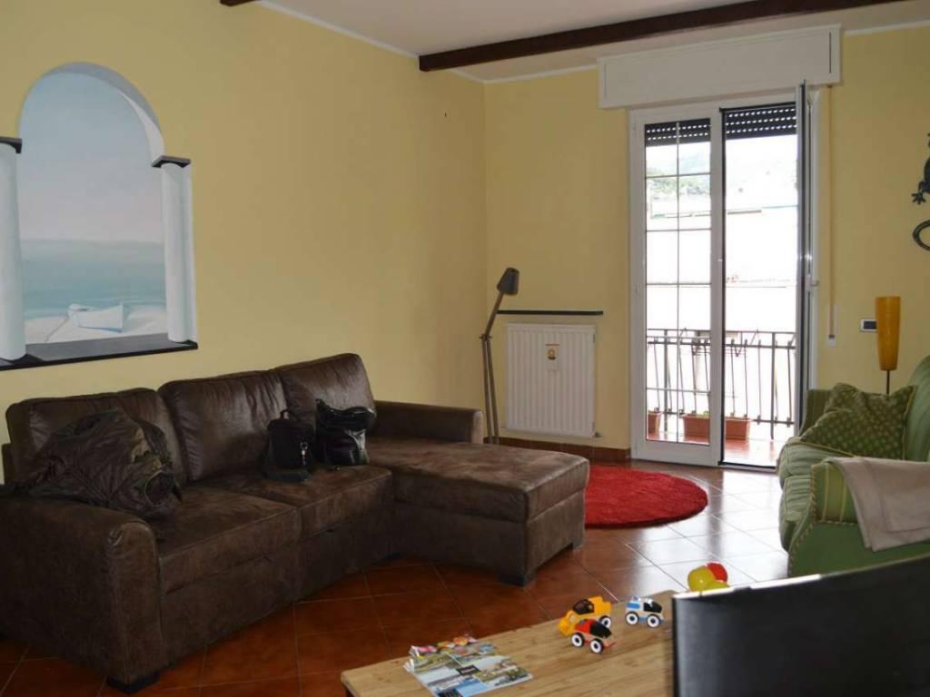 foto soggiorno2 3-room flat via assereto, Recco