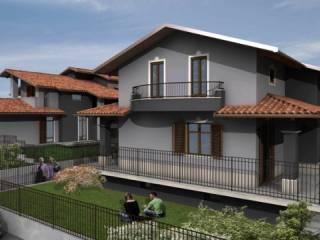 Foto - Villa, nuova, 147 mq, Borgo San Dalmazzo