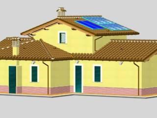 Foto - Villa, nuova, 150 mq, Gallicano nel Lazio