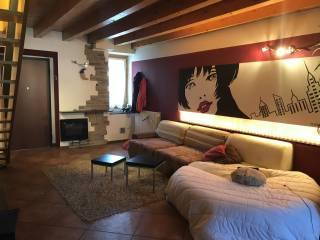 Foto - Bilocale buono stato, primo piano, Albignano, Truccazzano