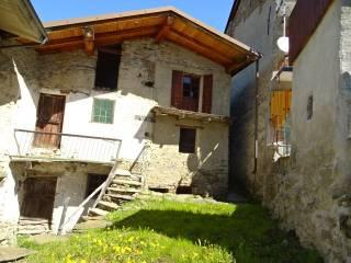 Foto - Rustico / Casale, da ristrutturare, 80 mq, Roure