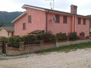 Foto - Villetta a schiera 4 locali, nuova, Rocca di Botte