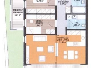 Foto - Trilocale nuovo, primo piano, Bolzano