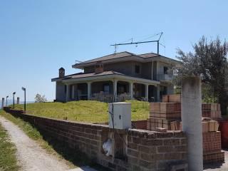 Foto - Villa, nuova, 709 mq, Villa Brozzi, Montorio Al Vomano