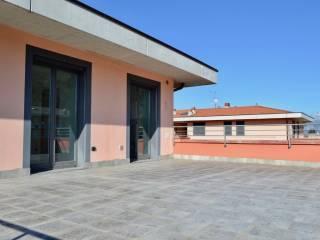 Foto - Attico / Mansarda nuovo, 97 mq, Villa d'Adda