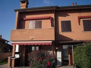 Foto - Villetta a schiera via Viazza, Boara, Ferrara