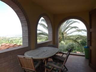 Foto - Trilocale via Panoramica della Rocca 22, Puntone, Scarlino