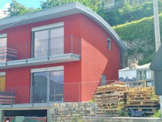 Photo - Terraced house 3 rooms, new, Argegno
