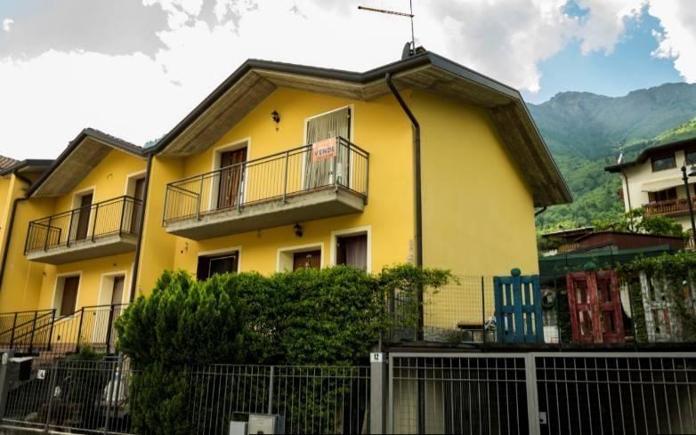 foto  Villetta a schiera via Tasso 12, Sellero