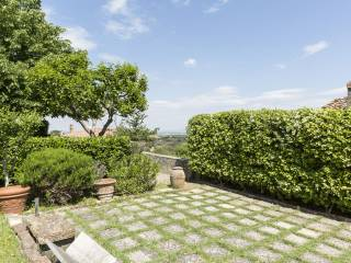 Foto - Casa indipendente via Umberto I, Montisi, Montalcino