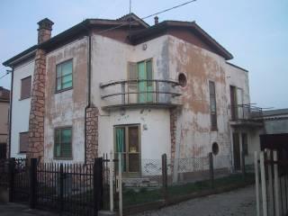 Foto - Villa via Antonio Gramsci, Canaro