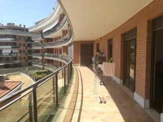 Foto - Trilocale ottimo stato, quarto piano, Parco Leonardo, Fiumicino