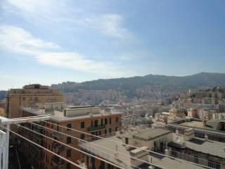 Foto - Trilocale buono stato, nono piano, Marassi, Genova