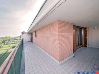 Foto - Attico / Mansarda nuovo, 55 mq, Limbiate