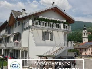 Foto - Trilocale via Giuseppe Gozzer 4, Borgo Valsugana