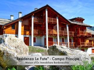 Foto - Trilocale via Campo Principe 4, Bardonecchia