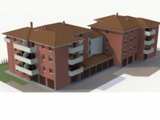 Foto - Trilocale nuovo, secondo piano, San Pietro In Casale