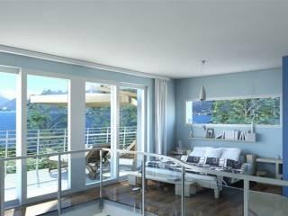 Foto - Appartamento nuovo, terzo piano, Laveno Mombello
