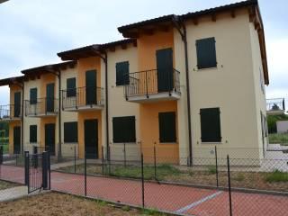 Foto - Villetta a schiera 3 locali, nuova, Alfonsine