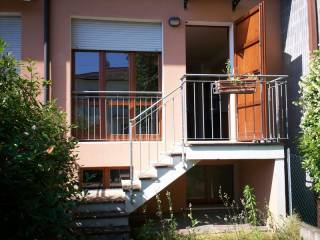Foto - Villetta a schiera via Pignare 11, Codrea, Ferrara