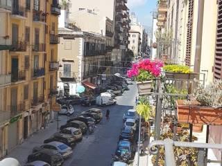 Foto - Quadrilocale buono stato, secondo piano, Politeama, Palermo