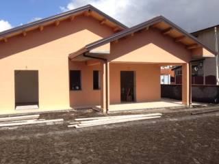 Foto - Villa, nuova, 140 mq, Massa Annunziata, Mascalucia