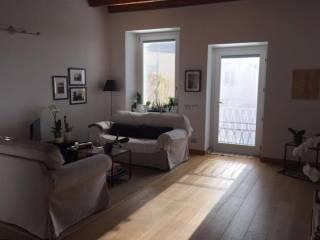 Foto - Trilocale ottimo stato, terzo piano, Città Alta, Bergamo