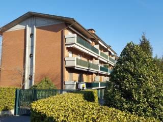 Foto - Trilocale via Don Ariele Sizzi 10, Almenno San Salvatore