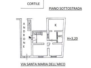 Foto - Trilocale via Santa Maria dell'Arco 22, Trapani, Messina