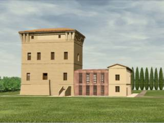 Foto - Palazzo / Stabile via Torri 52, Traversara, Bagnacavallo