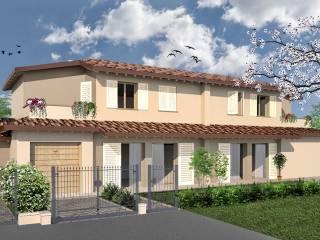 Foto - Villa, nuova, 162 mq, Monticelli Terme, Montechiarugolo