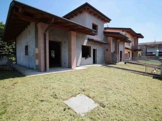 Foto - Villa via Sant Antonio 1-13, Bolgare