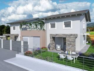 Photo - Single family villa, new, 158 sq.m., Villanova Mondovì
