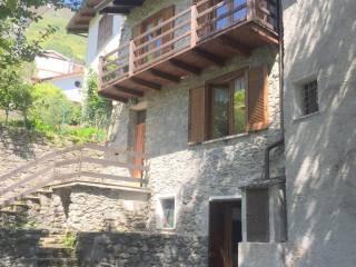 Foto - Villetta a schiera 3 locali, ottimo stato, Cercino